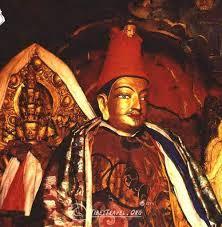 the great Tibet King Songtsen Gompo